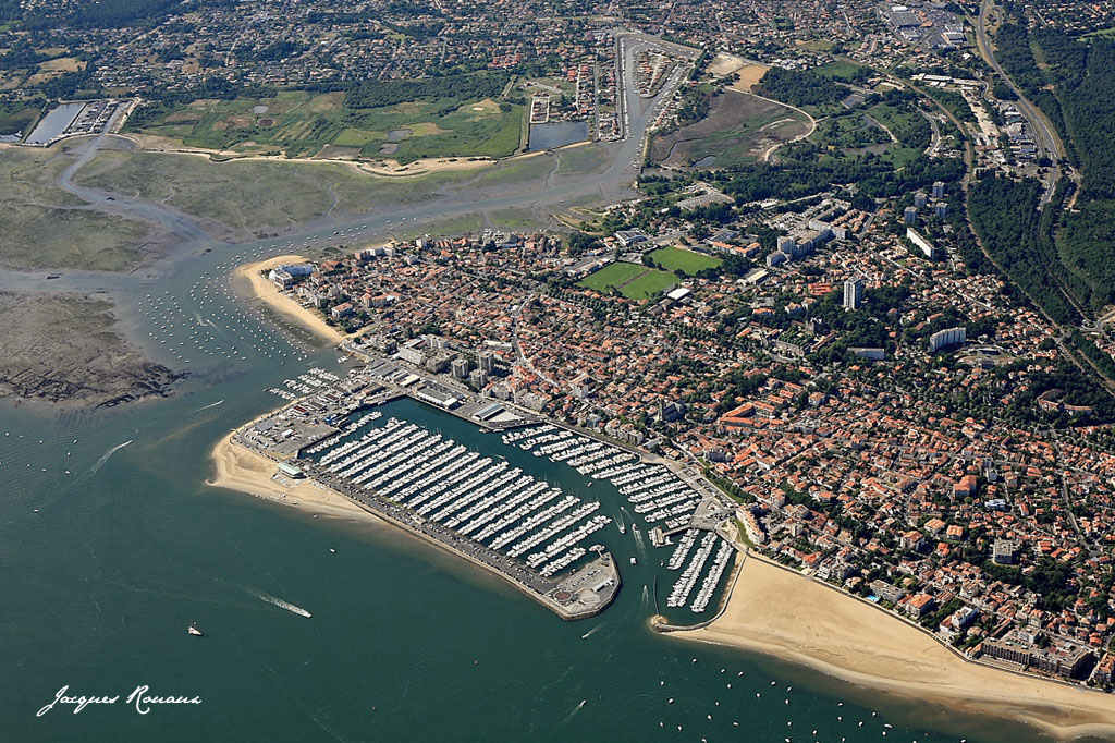 Arcachon - port de plaisance