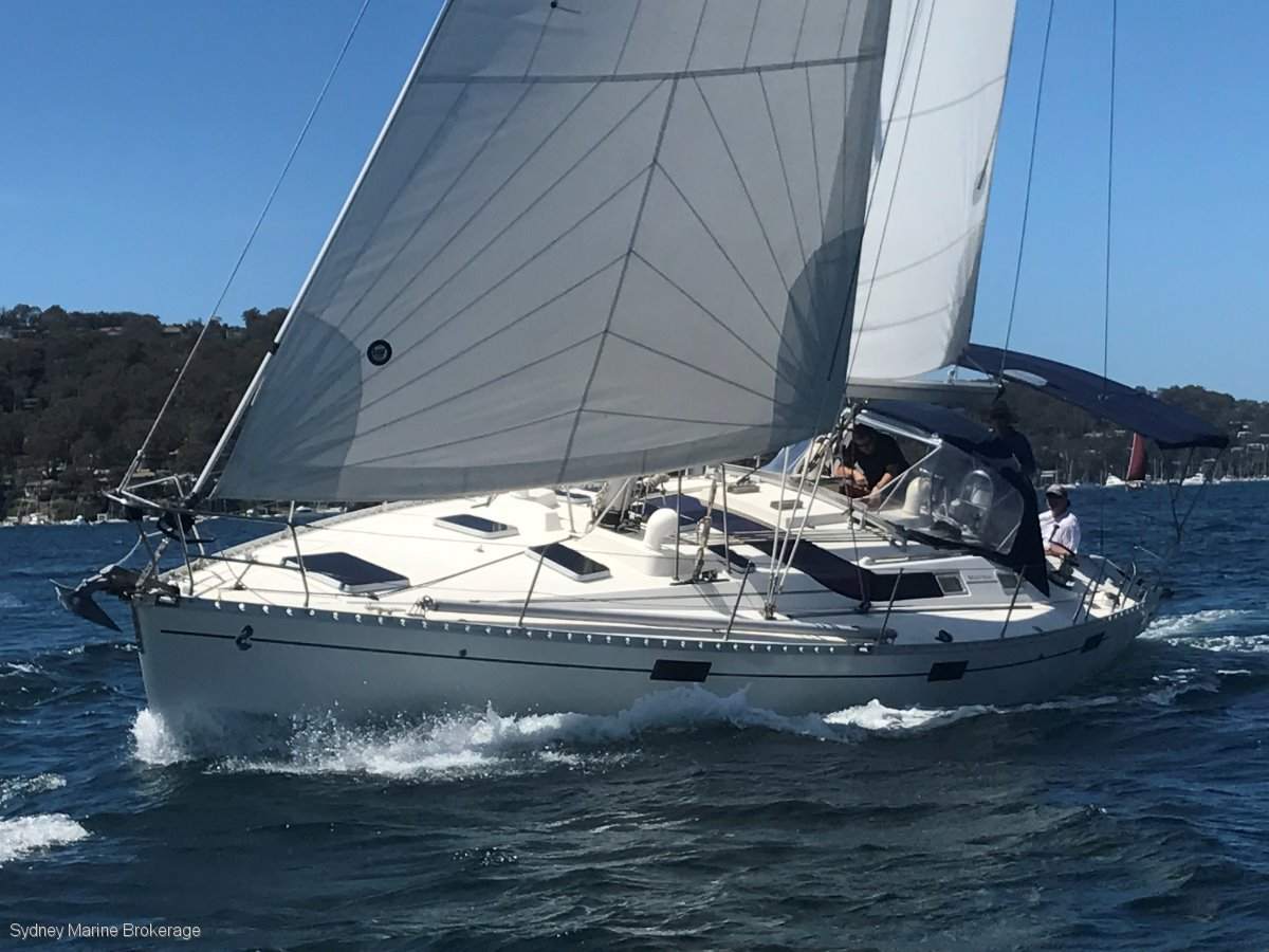 Oceanis 430 de Pascal Betrom