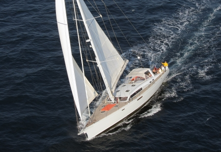 voilier GY 65 Garcia Yachting