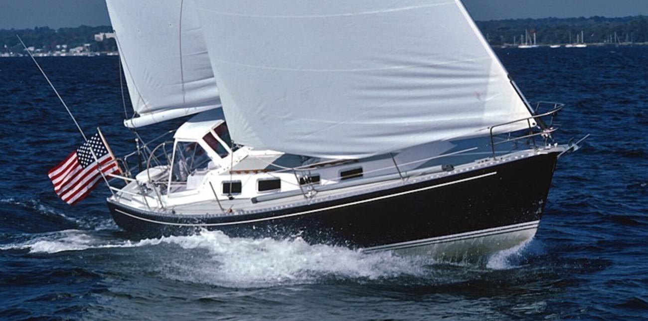voilier J/40 Chantier Aubin