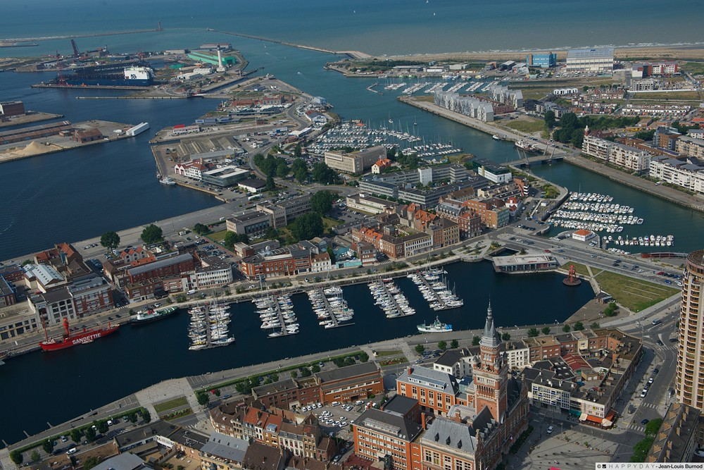 Dunkerque - Port du Bassin du Commerce - Port de plaisance