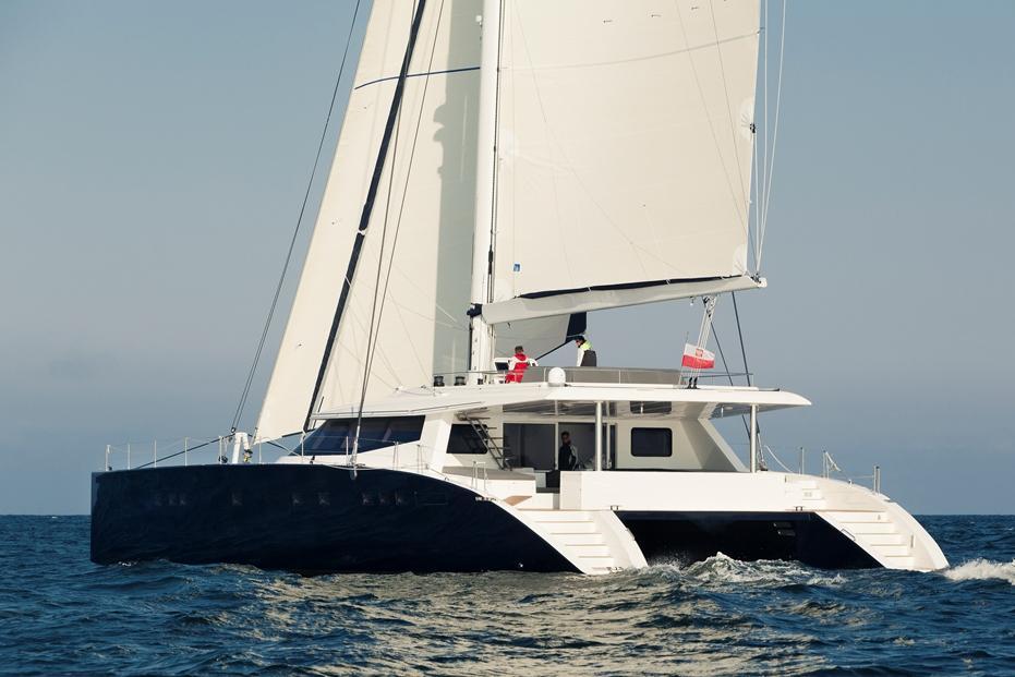 voilier Sunreef 80 Hanse Yachts