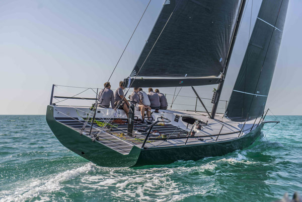 voilier Carkeek 40 MKII Yachting-France