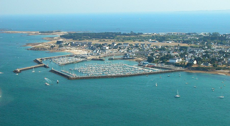 Port-Haliguen - port de plaisance
