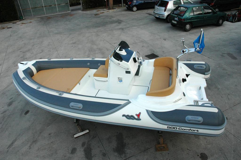 MV 500 de