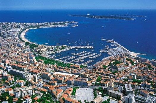 Cannes - Vieux-Port
