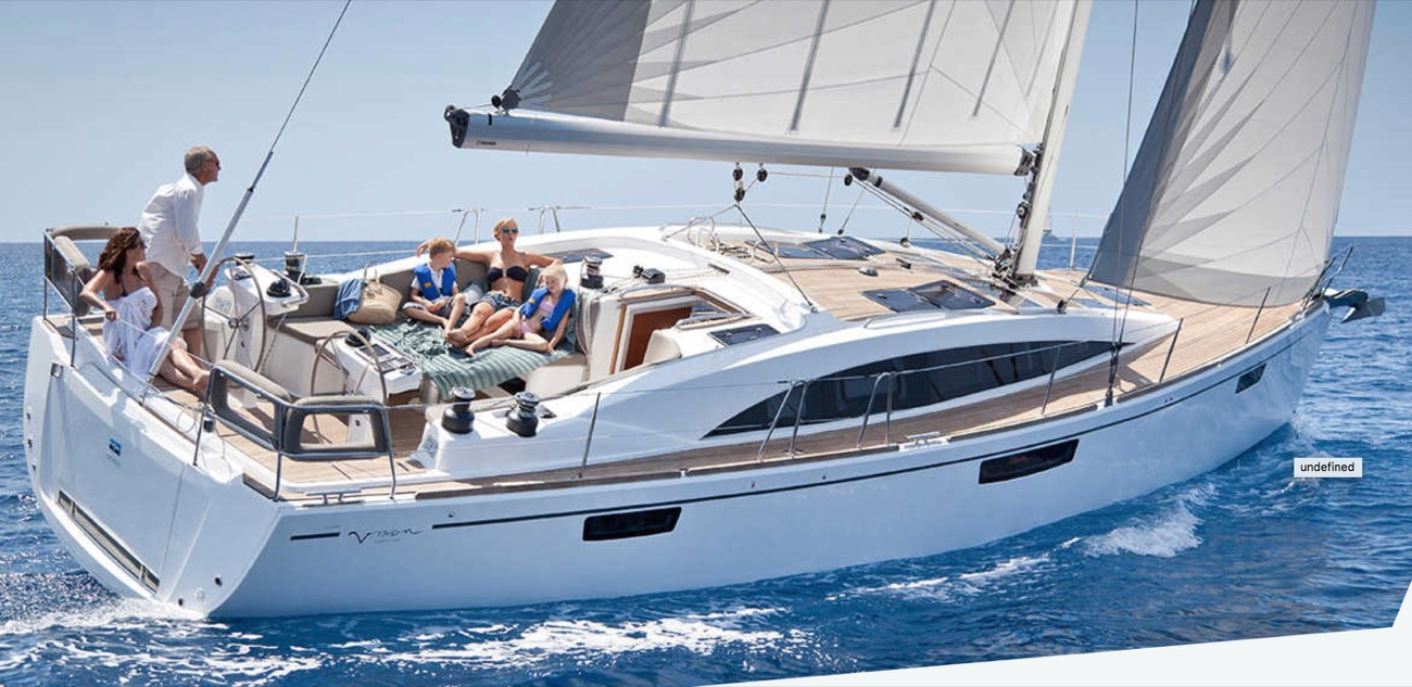 voilier Vision 46 Yachting-France