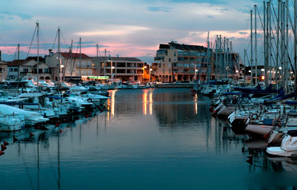 Port Jean-Gau - port de plaisance