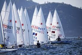 Laser Standard Race de François JOLIVEAU