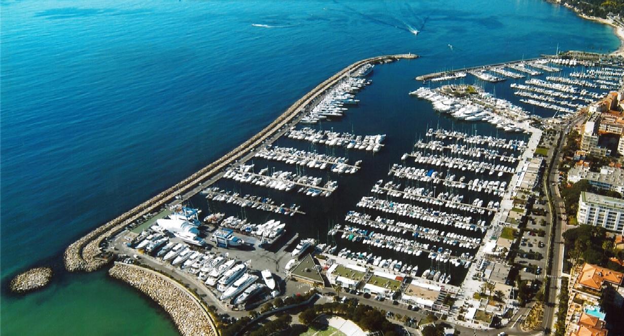 Golfe-Juan - Port Camille-Rayon - Port de plaisance