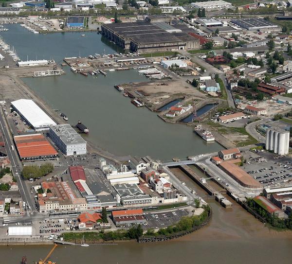 Bordeaux - Port de plaisance