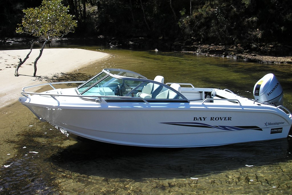 498R Bay Rover de