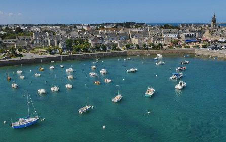 Roscoff - Vieux Port - port de plaisance