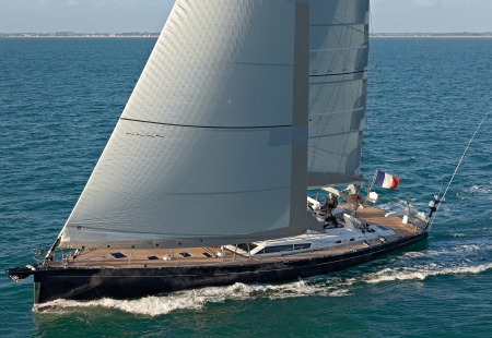 voilier GY 75 Yachting-France