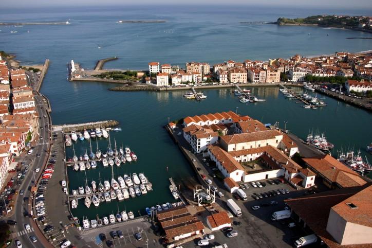 Saint-Jean-de-Luz - Port Larraldenia - Port de plaisance