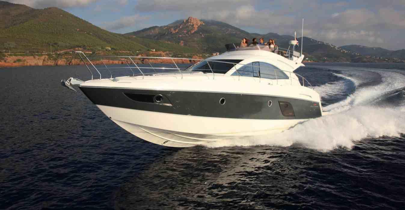 bateau NIMBUS Gran Turismo 49 Fly