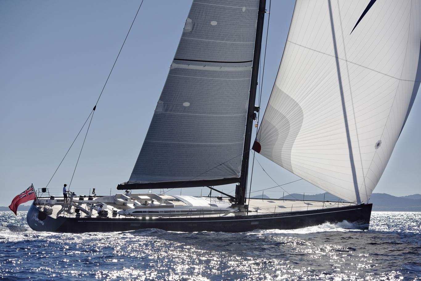 bateau Nautor's Swan Swan 115 FD