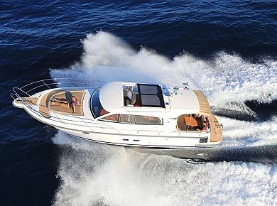 bateau moteur NIMBUS 405 Coupé
