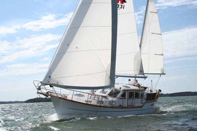 Nauticat 331 (1967) de