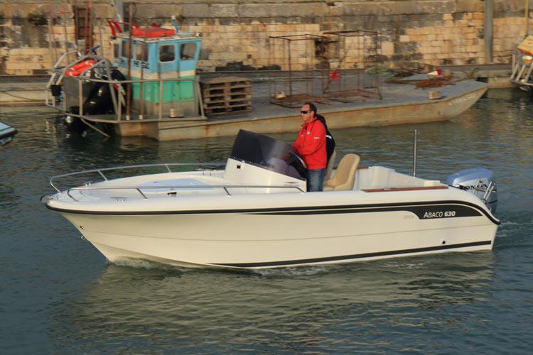 bateau Jeanneau Abaco 630