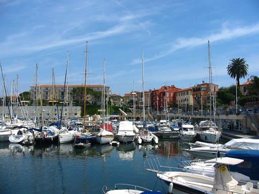 Saint-Jean-Cap-Ferrat - port de plaisance