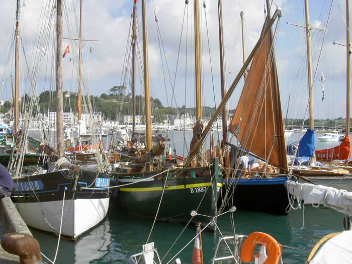 Audierne - Port