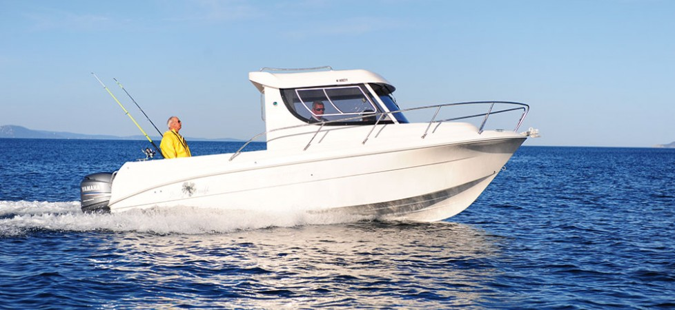Pacific Craft 600 Timonier de