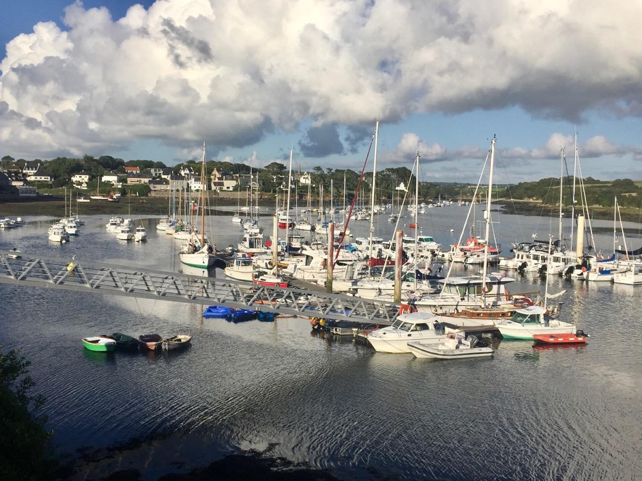 Aber-Ildut - port de plaisance