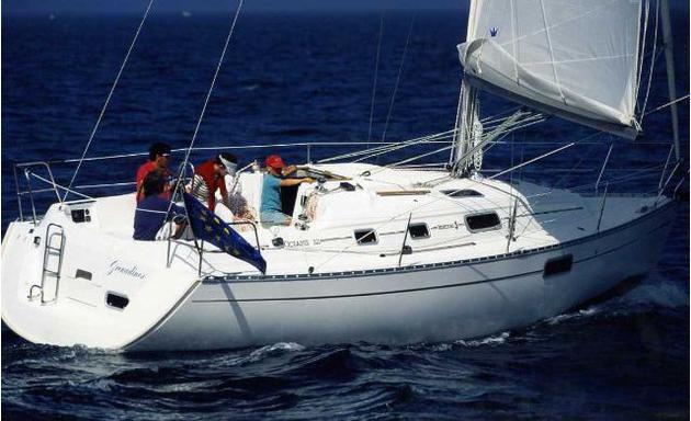 Oceanis 321 de