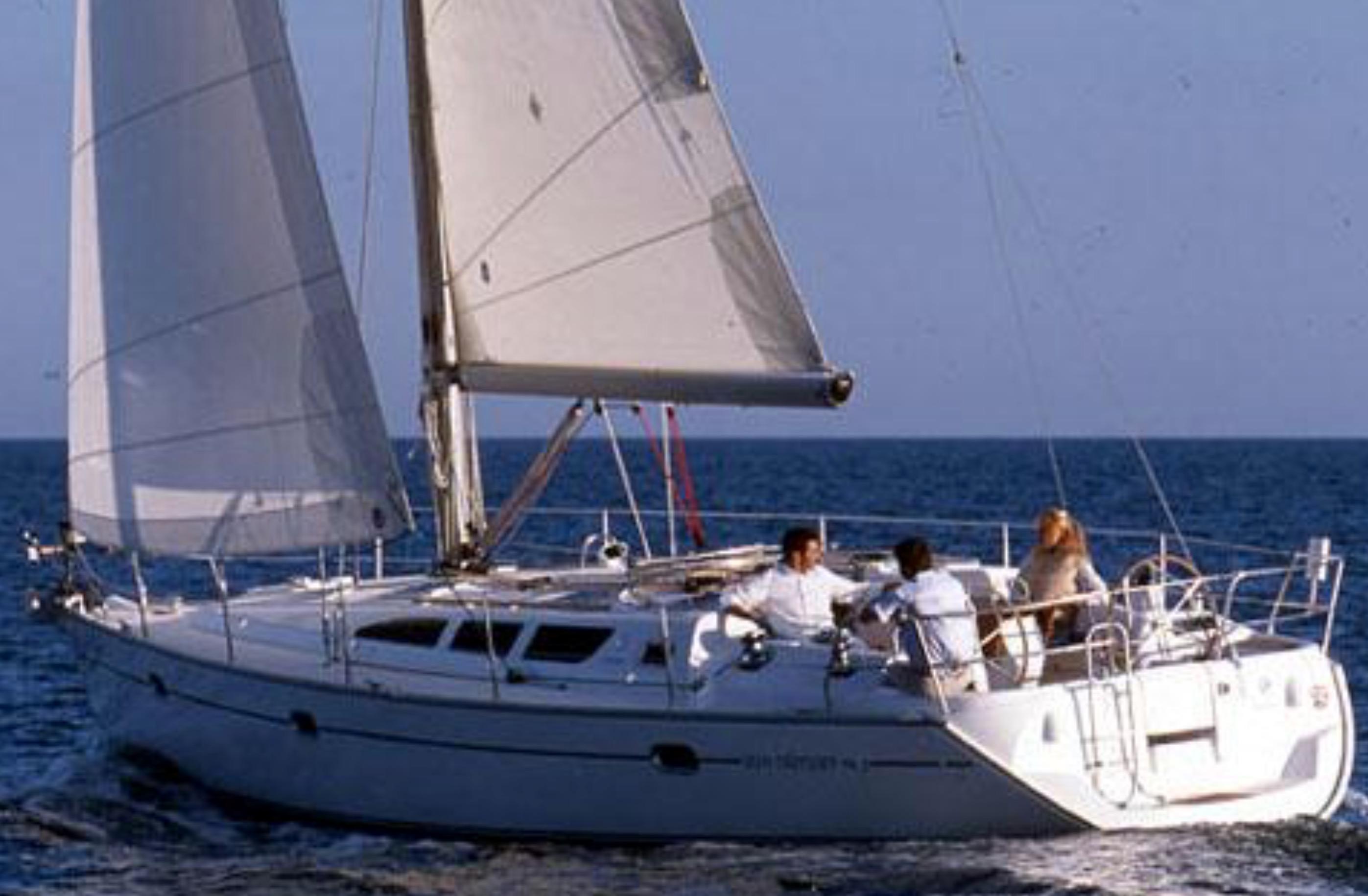 Sun Odyssey 40.3 de