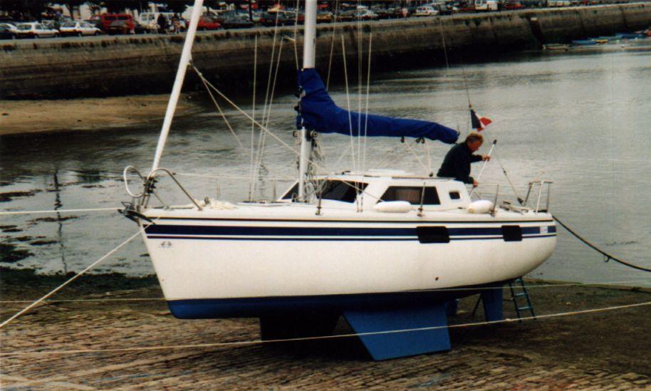 voilier Bi-Loup 77 NV