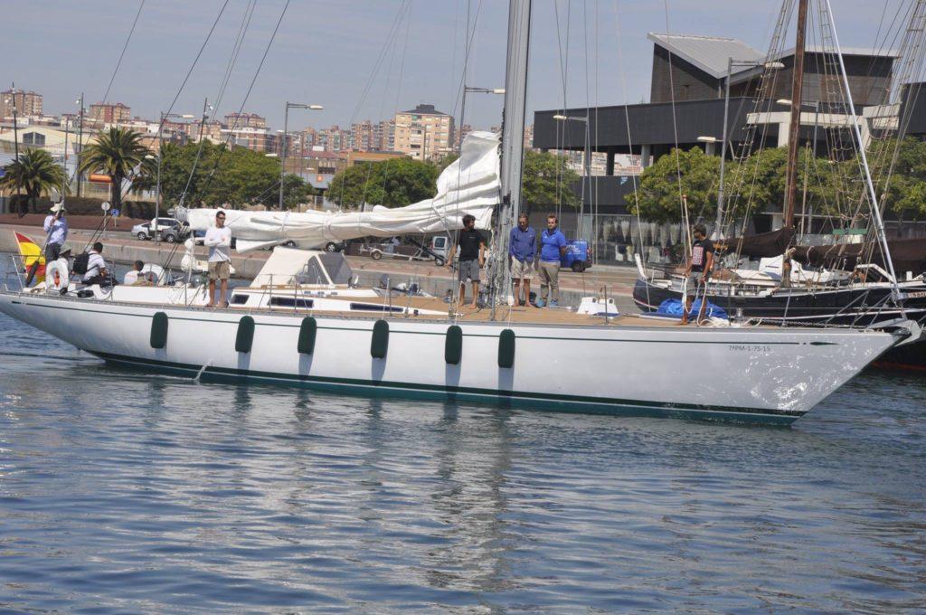 Swan 65 sloop de