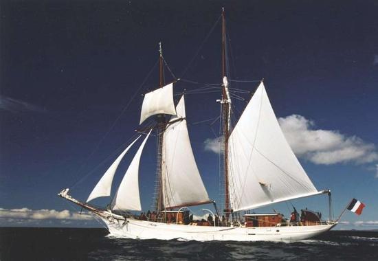 bateau  Belle Poule