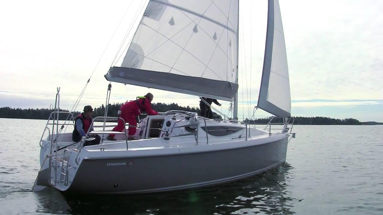 voilier Maxus 28 Chantier Naval Tricat