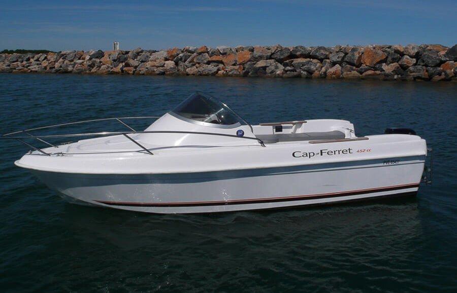 Cap-Ferret 472 Cruiser de olivier carriere