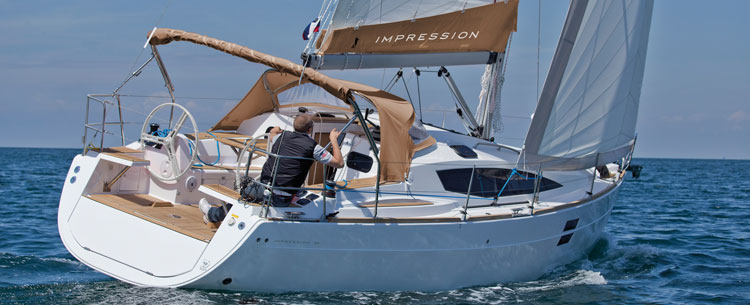 voilier Impression 35 Etap Yachting