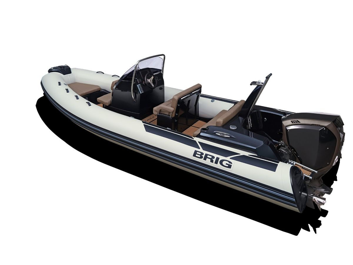 bateau moteur Marlin Boat Eagle 600