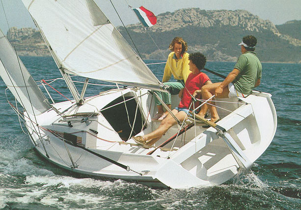 voilier First Class 7 Sunreef Yachts
