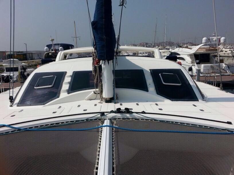 voilier Catana 582 Dufour Yachts