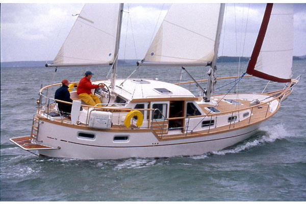 Nauticat 331 de
