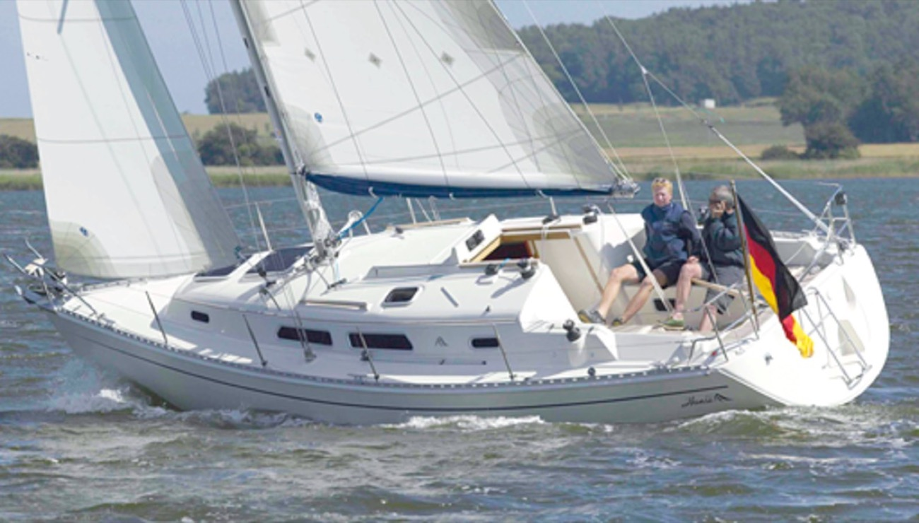 voilier Hanse 312 Yachting-France