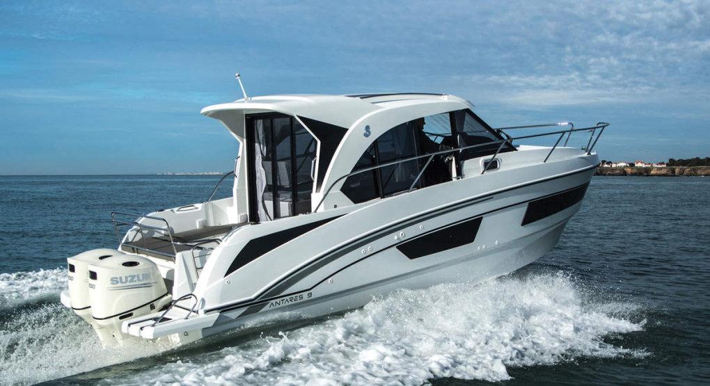 bateau Flipper Antares 9