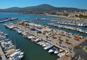 Sainte-Maxime - Port Public - Port de plaisance