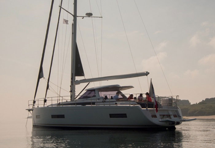 voilier Amel 50 Garcia Yachting