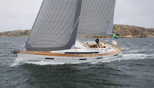 voilier Najad 505
