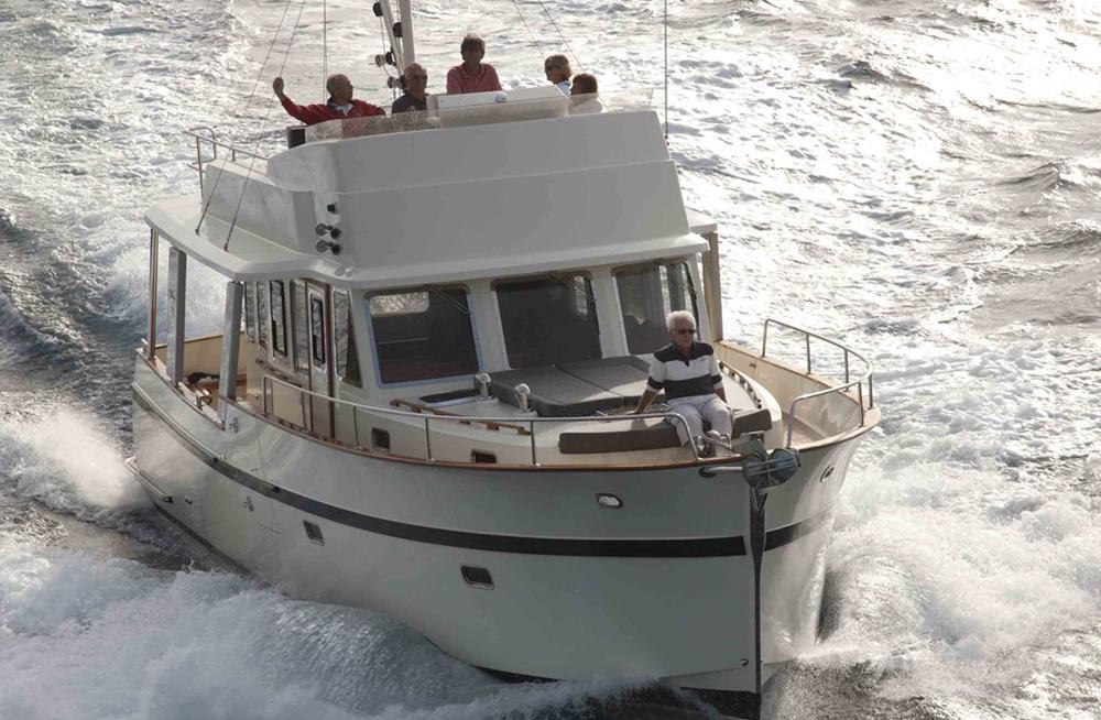 bateau  Rhéa 43 Trawler