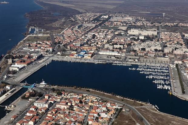 Port-Saint-Louis-du-Rhône - Port de plaisance
