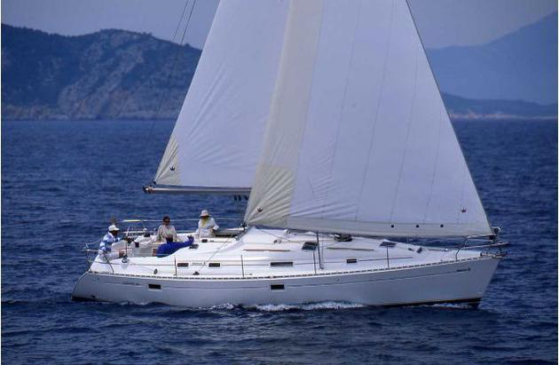 Oceanis Clipper 381 de