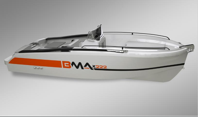 BMA X222 de