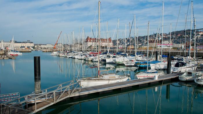 Deauville - Port public